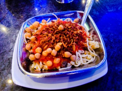 Traditional food-Kushari